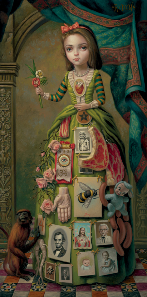 Mark Ryden_the_debutante