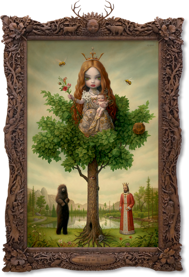 Mark Ryden_the_tree_of_life