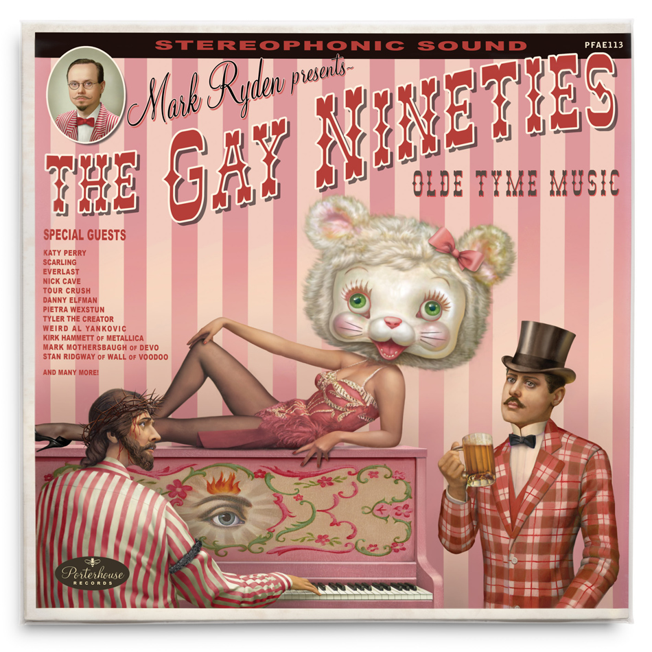 cover Mark Ryden