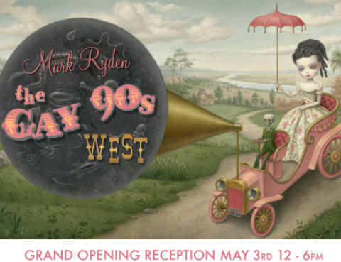 Mark Ryden's Obsessions