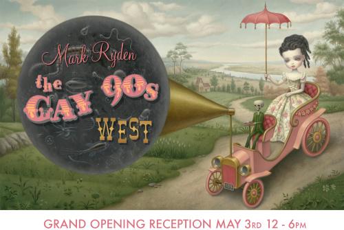 mark ryden_gay 90s cover