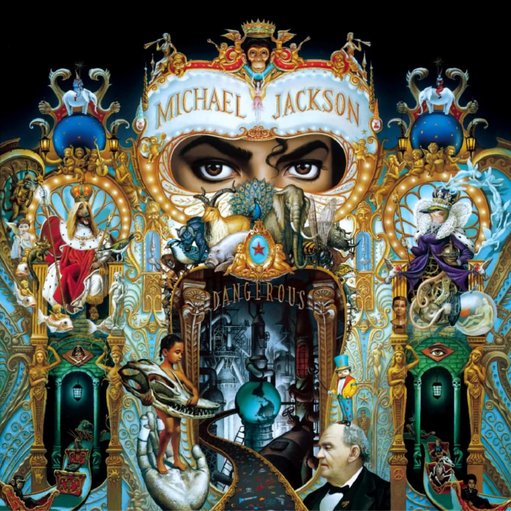 Dangerous CD Michael Jackson