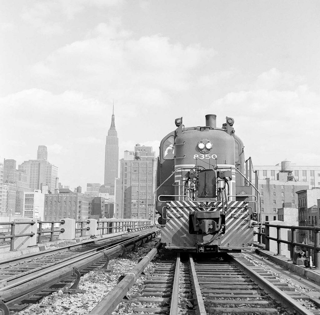 HIGH LINE OPERATIVA ANNI 1934