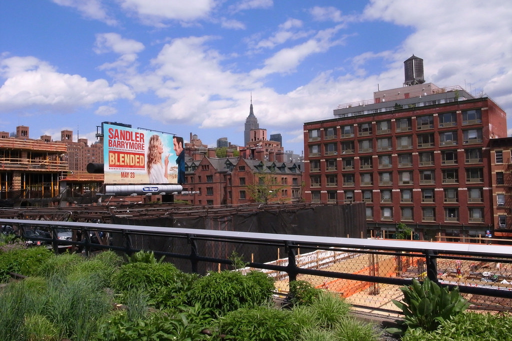 HIGH LINE vista empire