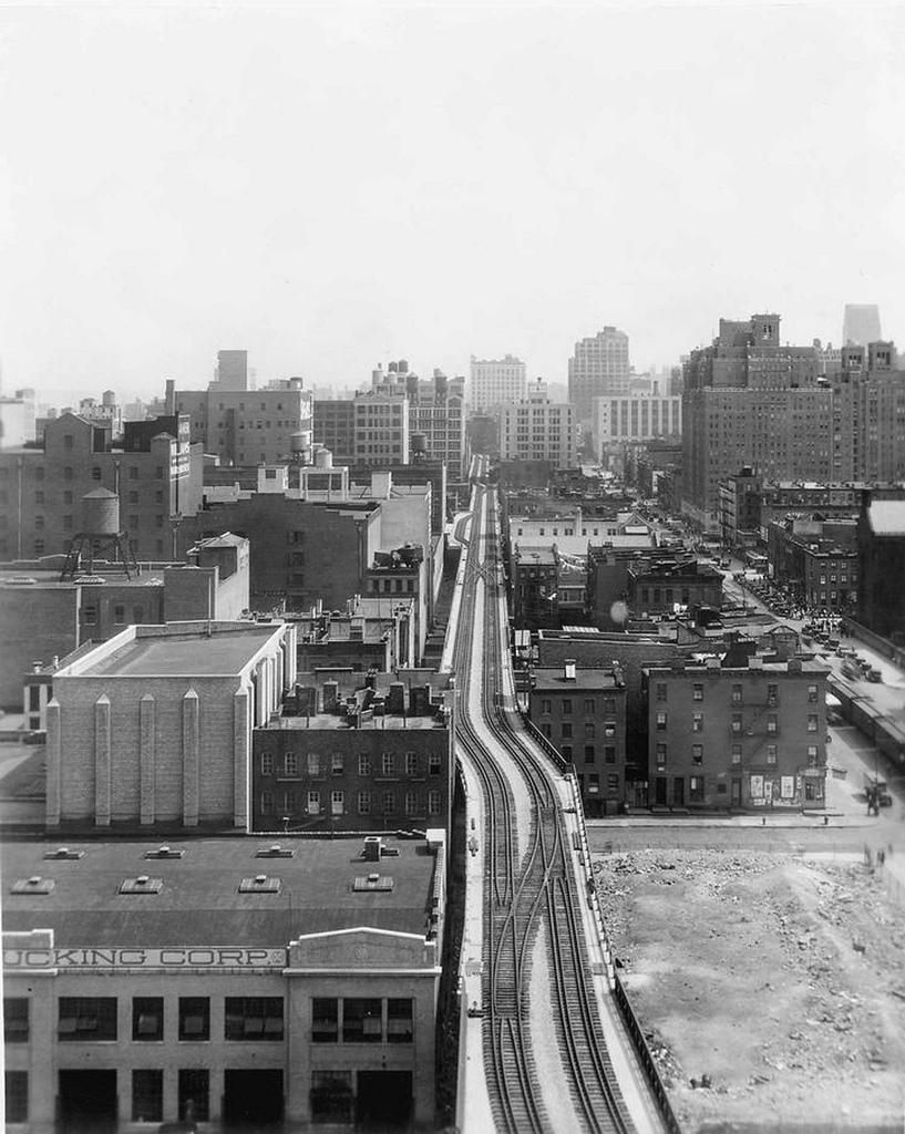 HIGN LINE OPERATIVA VISTA DALL ALTO ANNI 20-1935
