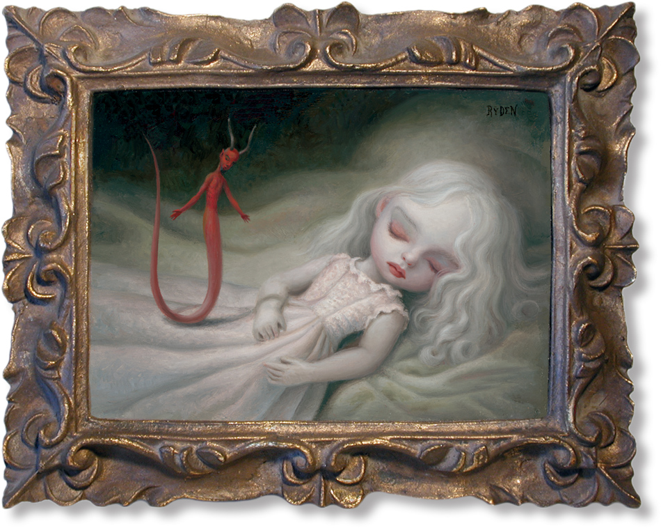 Mark Ryden Blood night_visit