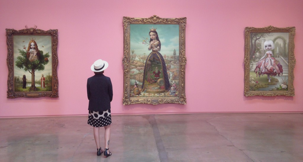 Mostra Mark Ryden Los Angeles