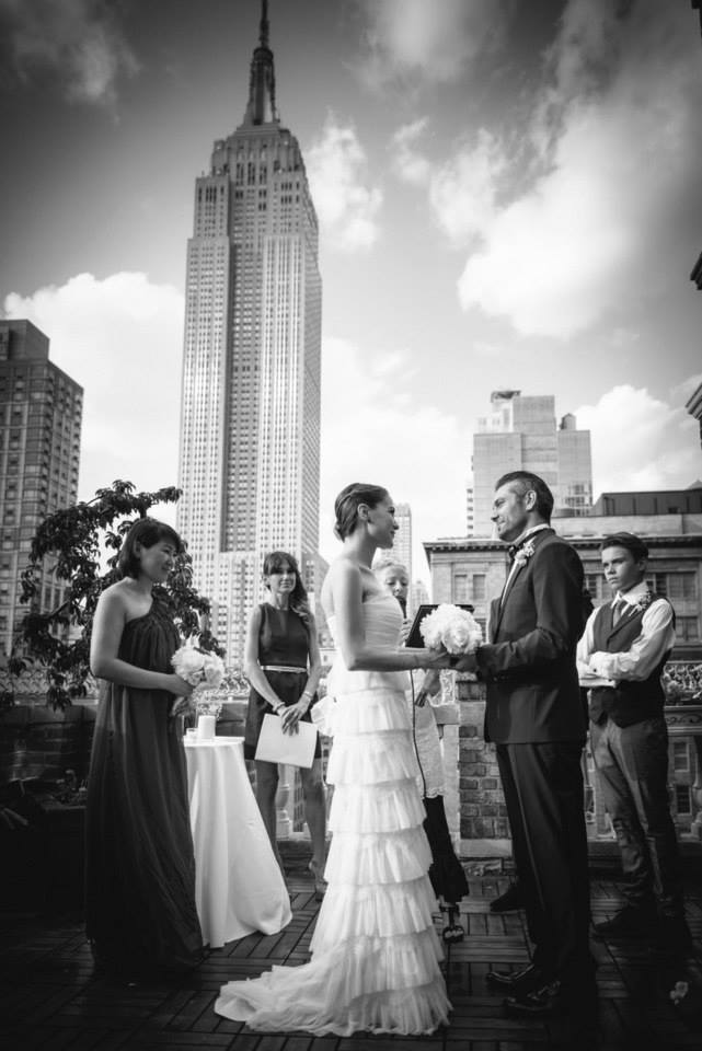 Matrimonio a New York
