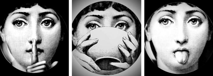 Tema e variazioni silenzio caffe linguaccia